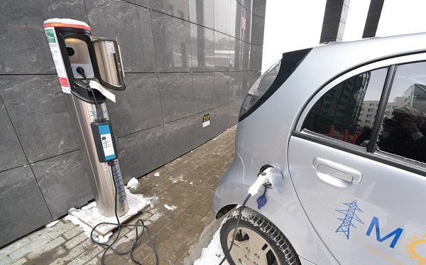 В 2021 году «Мособлэнерго» установит в Подмосковье 79 электрозарядных станций