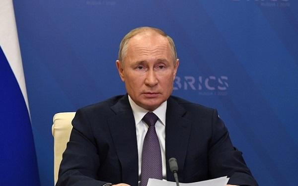 Владимир Путин отметил значимость Платформы энергетических исследований БРИКС