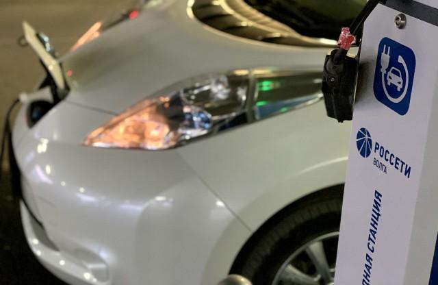 В 2021 году в Самарской области появятся новые станции с возможностью быстрой зарядки электромобилей