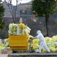 В Великобритании будут перерабатывать использованные медицинские маски на водородное топливо