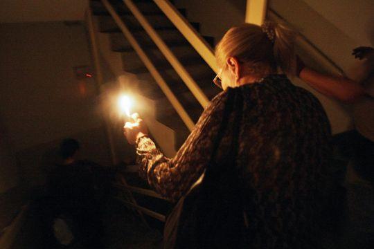 Похитители энергооборудования оставили без электроэнергии жителей Московского района Калининграда