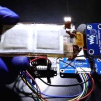 Появилась гибкая и перезаряжаемая батарея в 10 раз мощнее аналогов