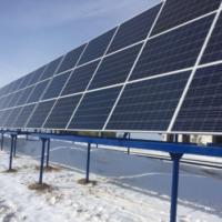 «Хевел» ввела в эксплуатацию четвертую СЭС в Саратовской области