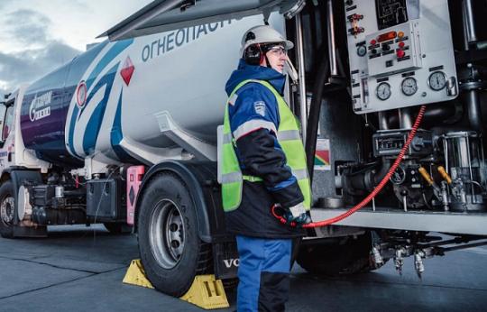 Топливно-заправочные комплексы «Газпром нефти» в российских аэропортах перешли на электронный документооборот