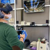«Ростех» представил тренажер с технологией виртуальной реальности для системы водоснабжения