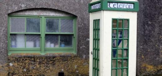 В Ирландии телефонные будки заменят зарядными станциями для электромобилей