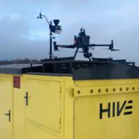 В России создали первые автономные дронопорты