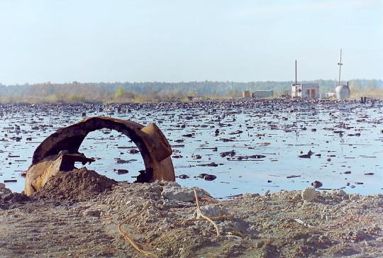 «Росатом» планирует начать работы по ликвидации полигона токсичных отходов «Красный бор»