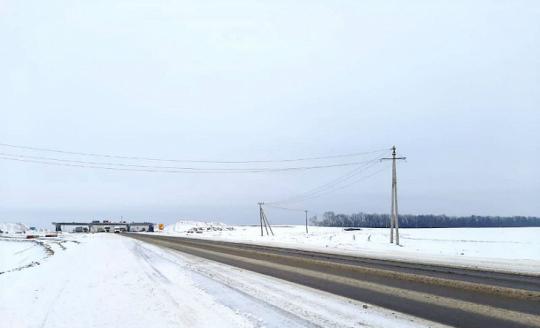 Липецкэнерго обеспечило возможности для строительства участка федеральной дороги в Грязинском районе