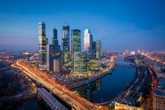 Москва стала лидером в рейтинге цифровизации городского хозяйства