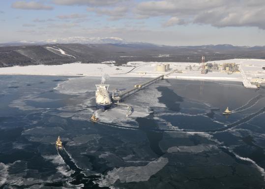 «Газпром» продолжает развивать проекты по сжижению природного газа