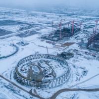 В сооружение Курской АЭС-2 в 2020 году вложено более 25 млрд руб.