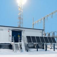 Уникальная цифровая подстанция введена в эксплуатацию на Новопортовском месторождении