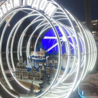 «Россети Центр и Приволжье Тулэнерго» подарил жителям Тулы новый арт-объект