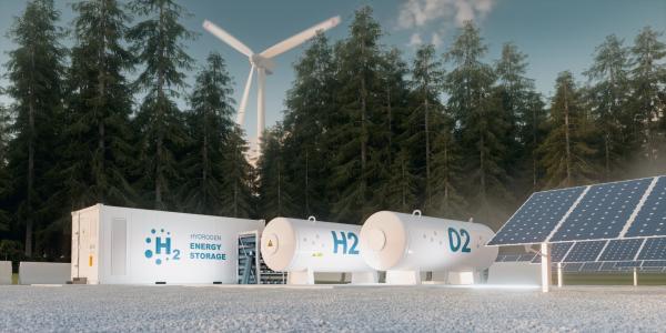 В Австралии создается первая автономная микросеть с зеленым водородом
