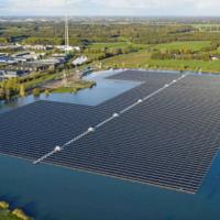 В Африке строят крупнейшую на континенте плавучую солнечную электростанцию мощностью 250 МВт