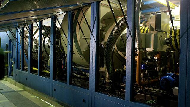 В России создадут первую в мире газотурбинную установку на метано-водородном топливе