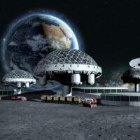 NASA планирует построить на Луне атомную электростанцию