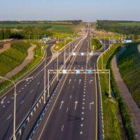«Россети Юг» подключила систему освещения на участке автотрассы М-4 «Дон»