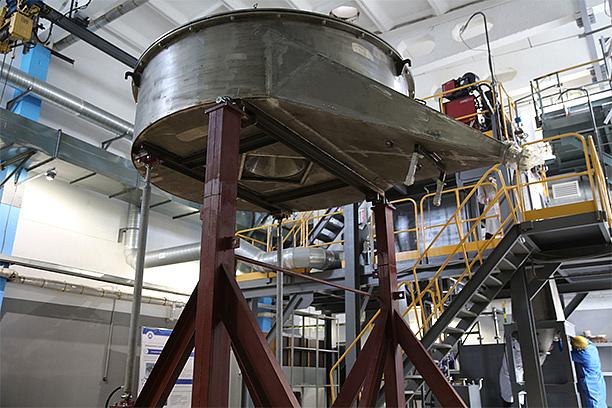 В НПО «Центротех» введена в эксплуатацию лабораторная установка по производству титановых порошков для 3D-печати