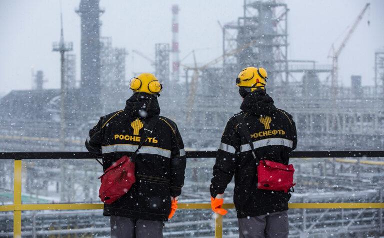 «Роснефть» продаст доли в 6 проектах и купит Пайяху у Худайнатова