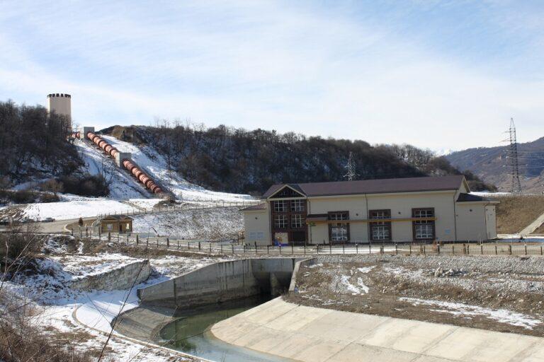 Крупнейшая ГЭС Кабардино-Балкарии отмечает 10-летний юбилей