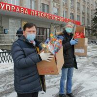 Специалисты Воронежэнерго присоединились к новогодней благотворительной акции помощи детям