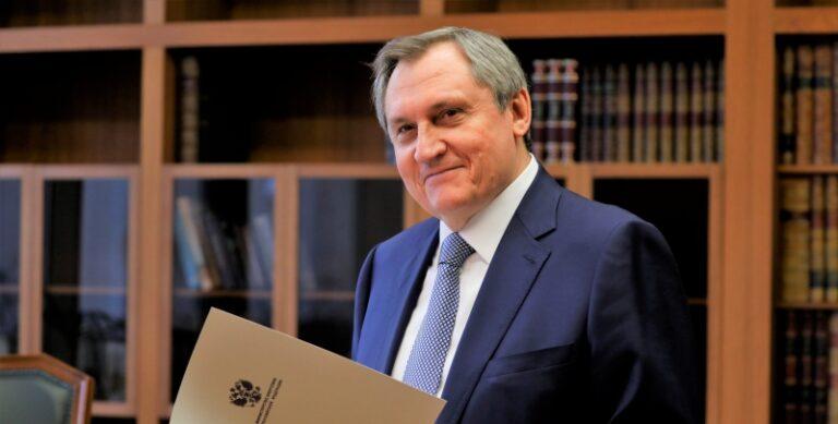 Поздравление Николая Шульгинова с Днём энергетика