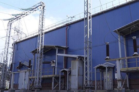 Череповецкий металлургический комбинат ввел в работу собственную кабельно-воздушную ЛЭП 110 кВ