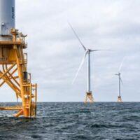 Бельгия достроила самую крупную ВЭС в Северном море