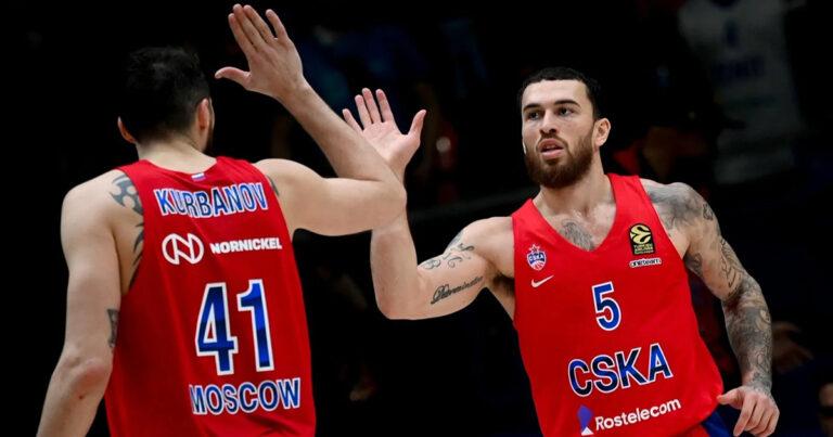 «Ростелеком» выплатит баскетбольному ЦСКА почти полмиллиарда рублей по новому спонсорскому контракту