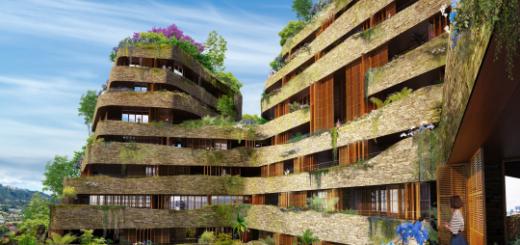 В Эквадоре будет построен биофильный квартал на тепловых насосах