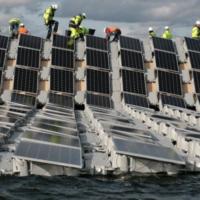 В Норвегии установят первую в мире плавучую солнечную электростанцию в бурных водах