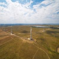 Электроэнергия Кочубеевской ветроэлектростанции Росатома поступила на оптовый рынок