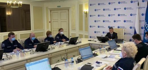Игорь Маковский подвел итоги мобилизации сил и средств компании в период новогодних праздников