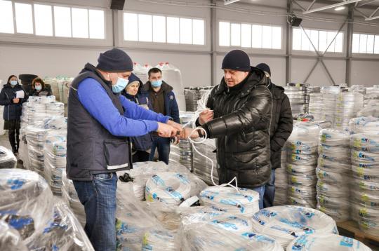 АЭК открывает склады: проект «Открытый склад» на «Калужском кабельном заводе» и «Людиновокабель»