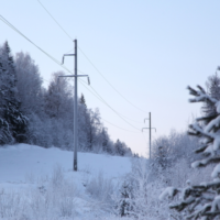 «Кировэнерго» призывает охотников быть осторожными вблизи линий электропередачи