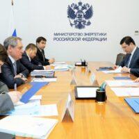 Николай Шульгинов и Алексей Чекунков обсудили перспективы развития энергетики Дальнего Востока