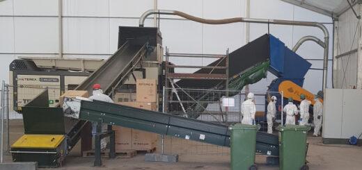 В Испании изготовили топливо из 135 тонн использованных масок и перчаток