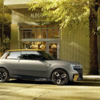 Renault планирует выпустить два новых электромобиля в стиле исторических моделей