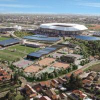 Французский футбольный клуб установит солнечные панели на территории общей площадью 50 тыс кв метров