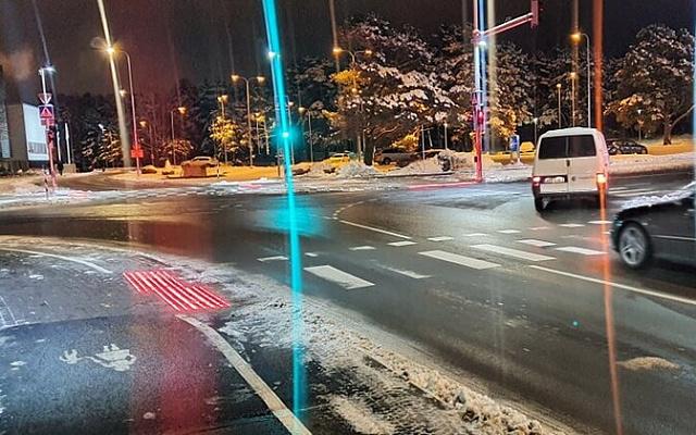 В Таллине построили семь участков трассы, которые производят «солнечную» электроэнергию
