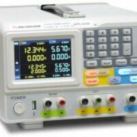 Программируемые источники питания Актаком APS-5233 и APS-5235