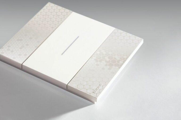 На стыке технологий и дизайна: Legrand анонсирует инновационную серию электрики BTicino Living Now