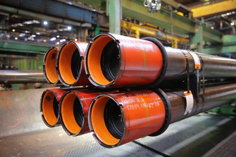 «Газпром» и ТМК обсудили разработку инновационных труб для месторождений