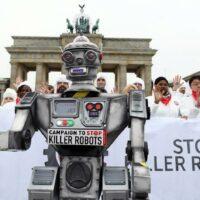 Ученые из США хотят сделать одного робота-убийцу, чтобы проверить, насколько он опасен
