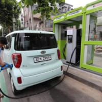 Южная Корея установит 3 тыс. скоростных электрозаправок в 2021 году