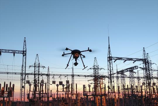 Ростех завершил испытания беспилотного комплекса для мониторинга ЛЭП