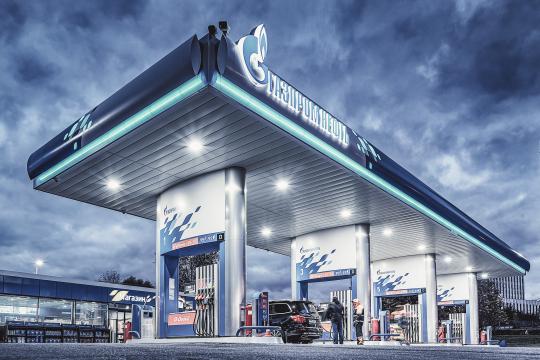 Cеть АЗС «Газпромнефть» в России выросла до 1365 станций в 2020 году