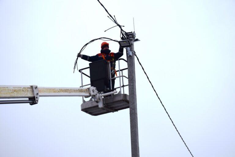 В 2020 году энергетики Владимирэнерго ввели в эксплуатацию более 327 км ЛЭП